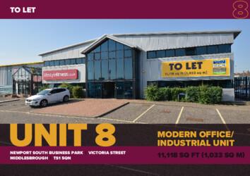 Unit 8 Brochure